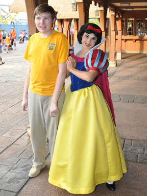 Ben and Snow White